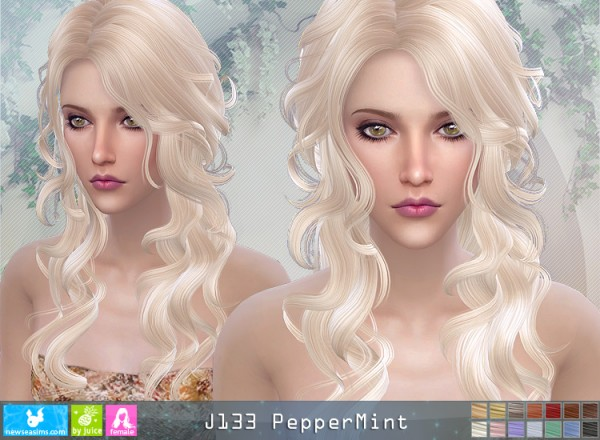 NewSea: J133 Pepper Mint for Sims 4