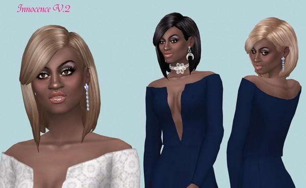 Sims Fun Stuff: Leahlillith`s Horizonte hair retextured for Sims 4