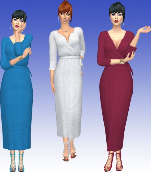 Sims Fun Stuff: Mikerashi`s Humble Hair retextured for Sims 4