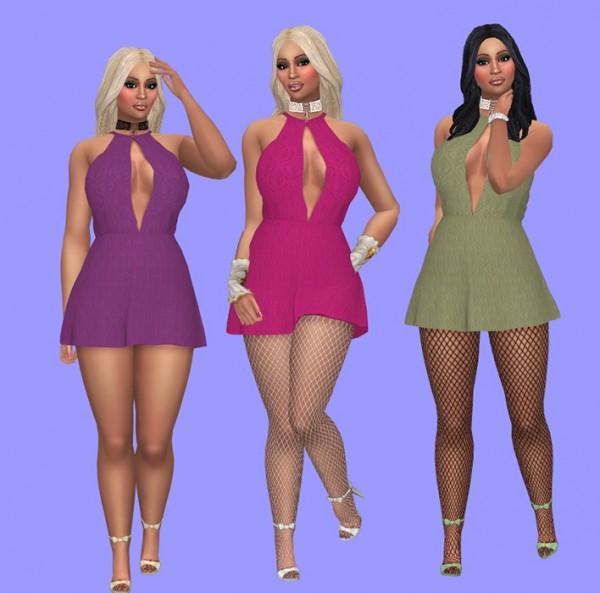 Sims Fun Stuff: Simpliciaty`s Moonlight Naturals hair retextured for Sims 4