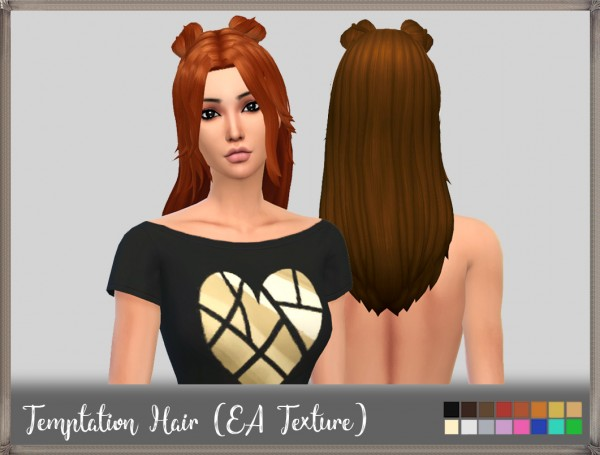 Mikerashi: Texture Pack 1 for Sims 4