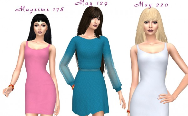 Sims Fun Stuff: Alesso Galactica, Nightcrawler Guy, Lydia, New Yorker hairs retextured for Sims 4