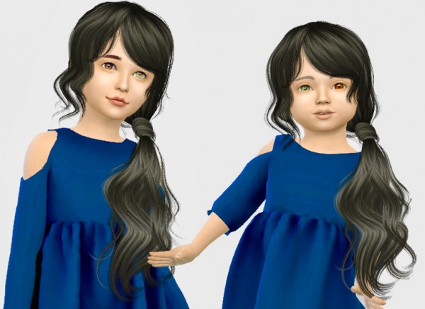 Simiracle: Wings Hair Dump for Sims 4