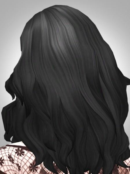 Kismet Sims: Heresy hair for Sims 4