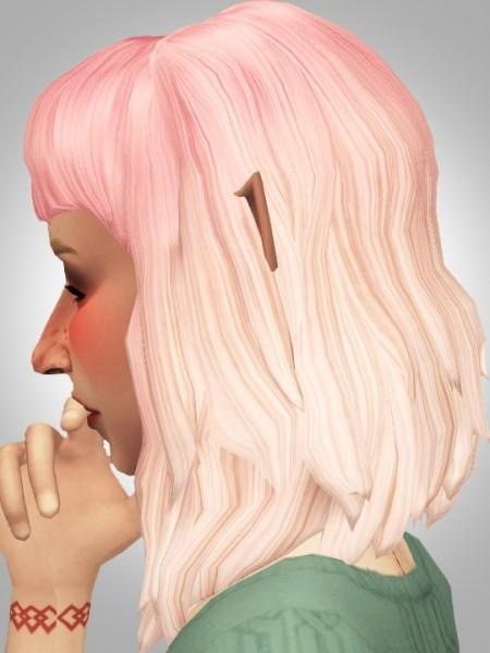Kismet Sims: Starlight hair for Sims 4