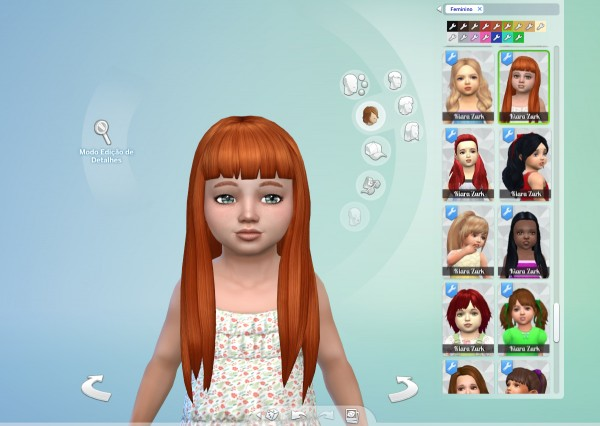 Mystufforigin: Twists Long Version 2 for Toddlers for Sims 4
