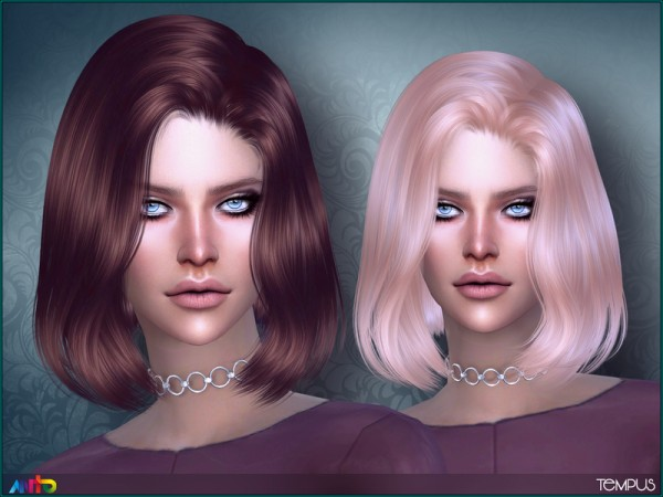 The Sims Resource: Tempus Hai by Anto for Sims 4