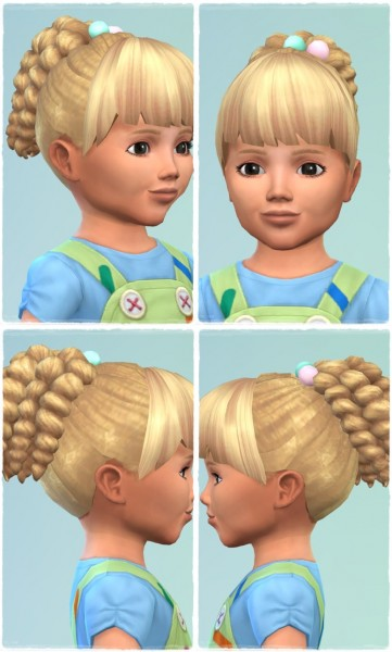 Birksches sims blog: ToddlerTwist Tail for Sims 4