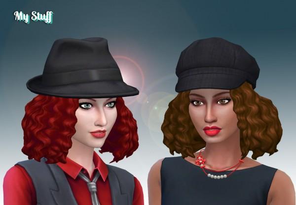 Mystufforigin: Joanne Hair for Sims 4