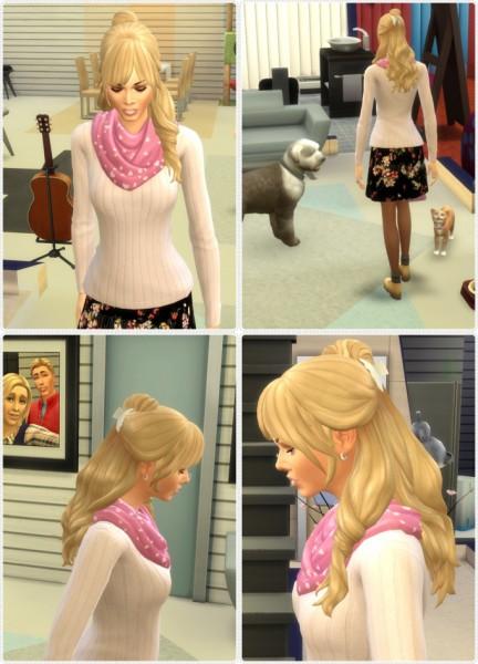 Birksches sims blog: LuLa Hair for Sims 4