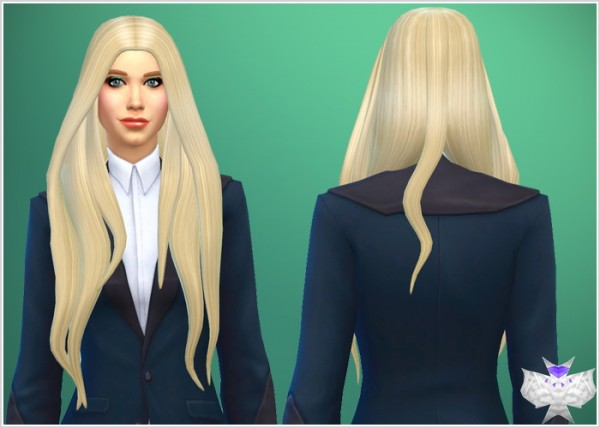 David Sims: Rose hair for him for Sims 4