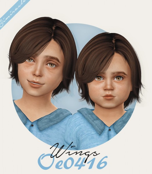 Simiracle: Wings Oe0416 ♥ for Sims 4