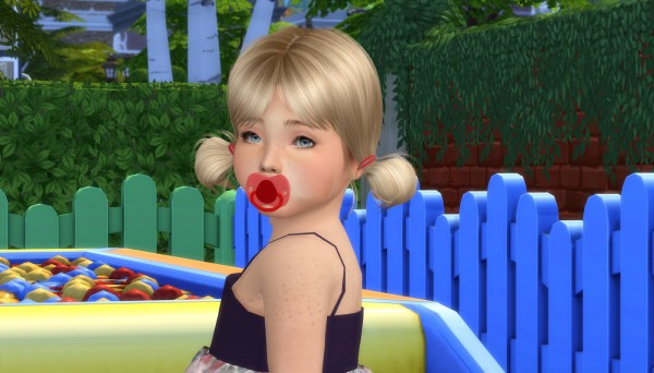 Coupure Electrique: S Club`s Lolipop hair retextured kids and toddlers versions for Sims 4