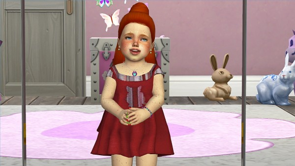 Coupure Electrique: Simpliciaty`s Lumie hair retextured   kids and toddlers versions for Sims 4