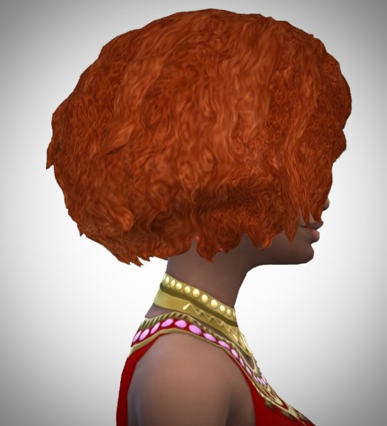 Birksches sims blog: Pretty Women Curls hair for Sims 4