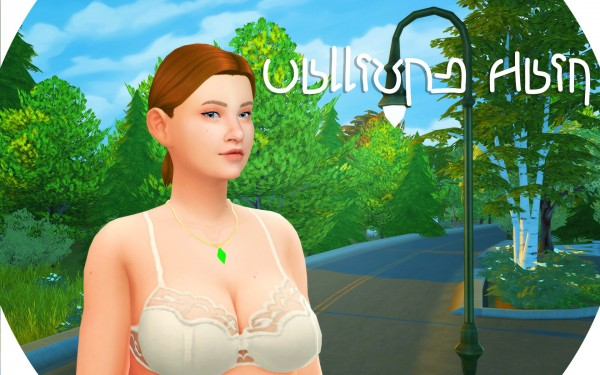 Mod The Sims: Calliope Hair by dogsill for Sims 4