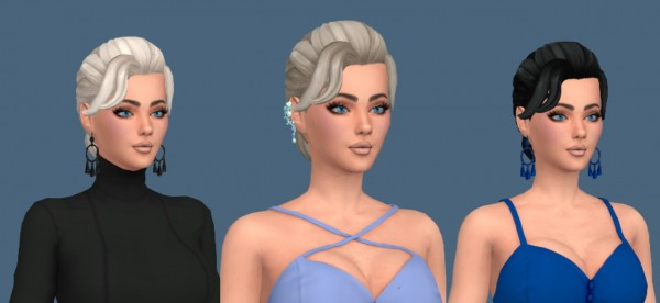 Sims Fun Stuff: Hair dump retextured for Sims 4