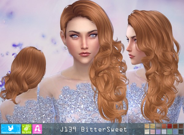 NewSea: J139 Bitter Sweet for Sims 4