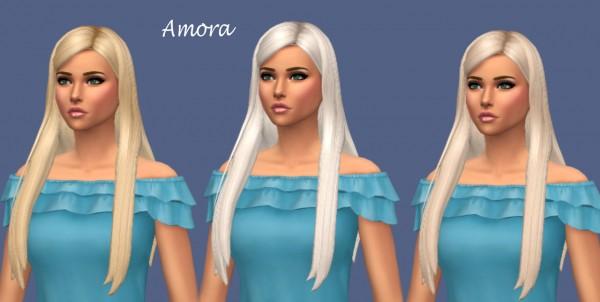 Sims Fun Stuff: Sims Mandy Hair Dump for Sims 4