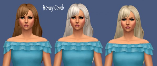 Sims Fun Stuff: Sims Mandy Hair Dump for Sims 4