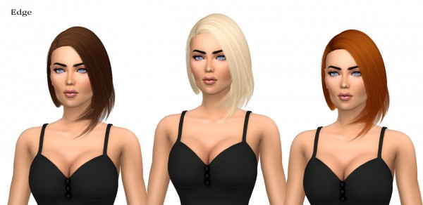 Sims Fun Stuff: Nightcrawler`s Hair Dump Part 2 for Sims 4