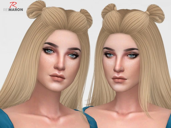 Sims 4 Hairs The Sims Resource Spice Hair Retextured
