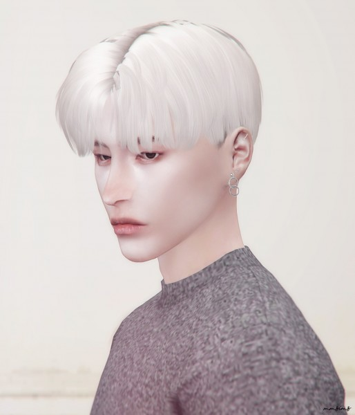 MMSims: Hair 17 Scent for Sims 4