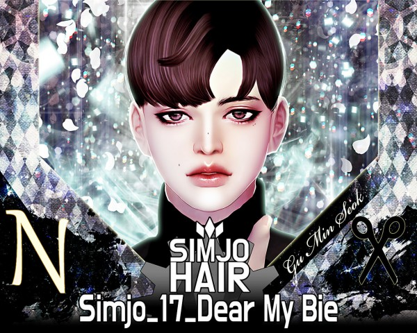 Kim Simjo: Dear My Bie Hai 17 for Sims 4