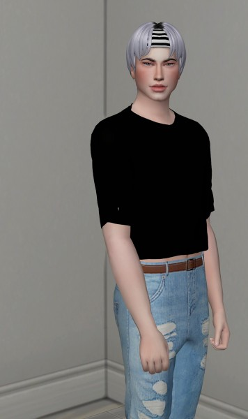 Coupure Electrique: Sweet Hair for Sims 4