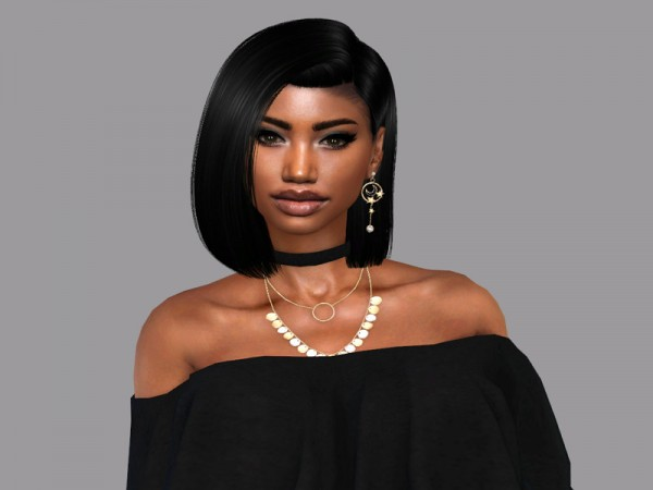 The Sims Resource: Neon Dreams Hair Recolor by Teenageeaglerunner for Sims 4