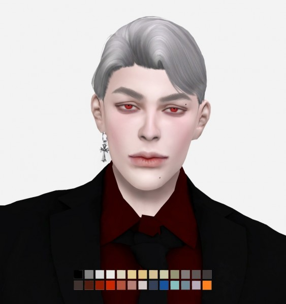 Effie: Disco and Epidemic Hair for Sims 4
