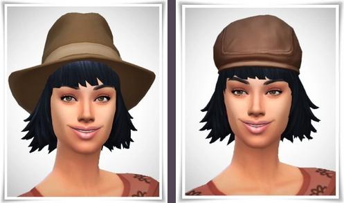 Birksches sims blog: Ronja Bob Hair for Sims 4