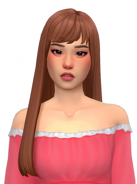 Simandy: Wish hair for Sims 4