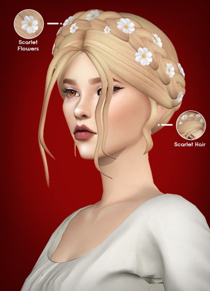 Simandy: BooBish 2019 for Sims 4