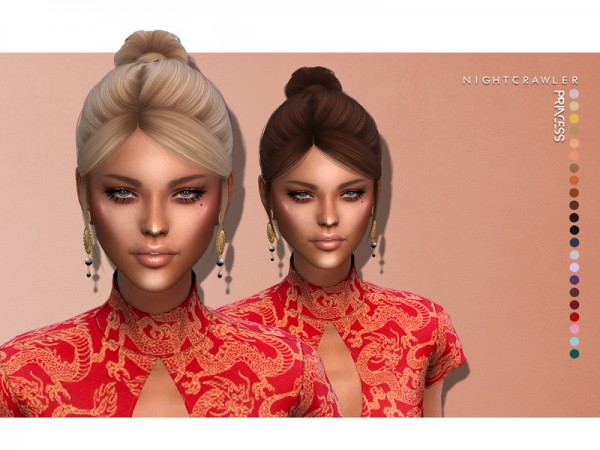 The Sims Resource: Princess by Nightcrawler for Sims 4