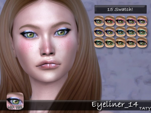 The Sims Resource: Wings OS1015F hair retextured by HoneysSims4 for Sims 4
