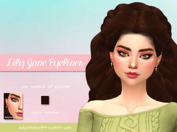 The Sims Resource: TsminhSim`s Glory Hair Retextured by HoneysSims4 for Sims 4