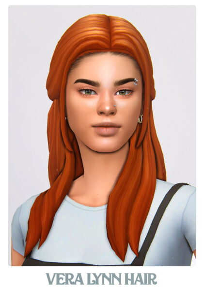 Simstrouble: Summer Blues Set for Sims 4
