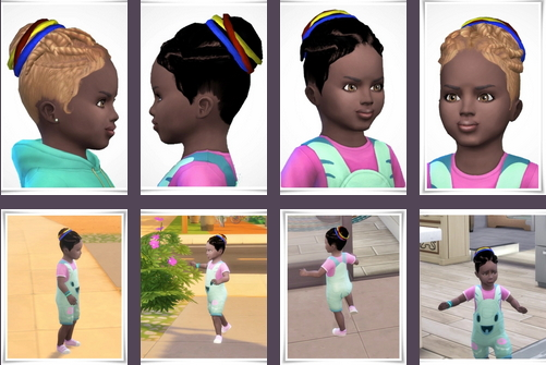 Birksches sims blog: Jay and Rahul Hair for Sims 4