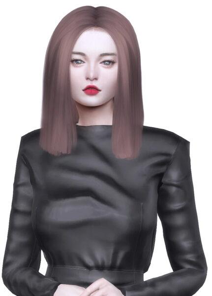 Nilyn Sims 4: Cucci Har for Sims 4