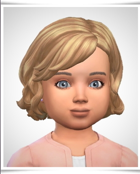 Birksches sims blog: Sam Hairstyle for Sims 4