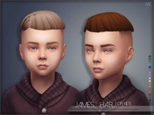 Mathcope James Hair for Kids