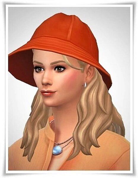 Sylvie Hairstyle ~ Birksches Sims Blog for Sims 4
