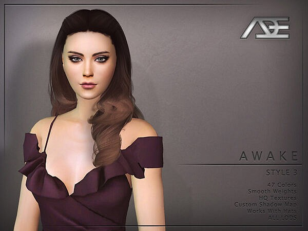 Ade Darma Awake Style 3 Hair ~ The Sims Resource for Sims 4