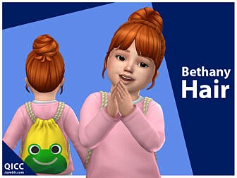 Bethany Hair For Babies by qicc