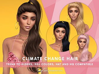 Climate Change Hair