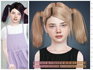 DarkNighTt Cecilia Hairstyle V2