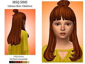 Liliane Hair Children by MSQSIMS