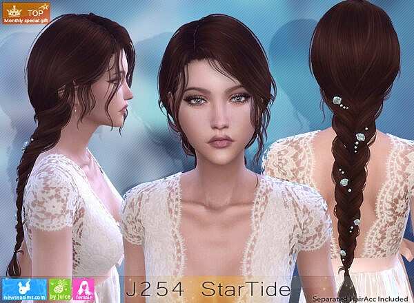 Star Tide Hairstyle