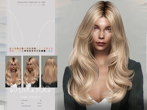 WINGS TO0215 ~ The Sims Resource for Sims 4